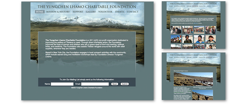 yungchen lhamo foundation website