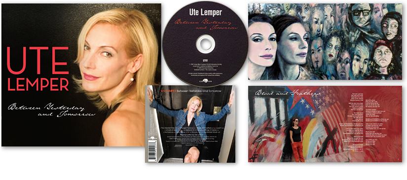 Ute Lemper Between Yesterday and Tomorrow