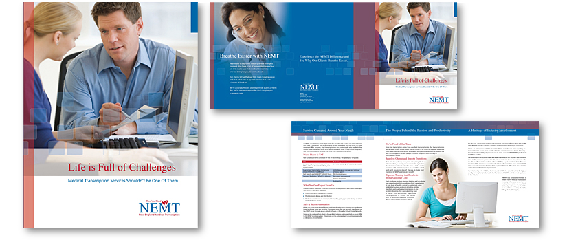 New England Medical Technology NEMT brochure