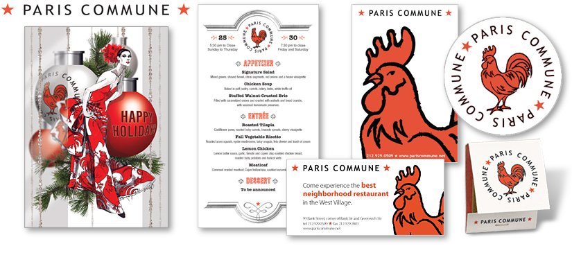 Paris Commune identity work